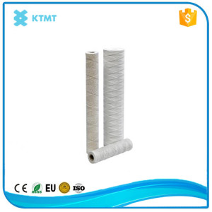 PP Yarn Water Filter Cartridge for RO System and DI Water Pre-filtration