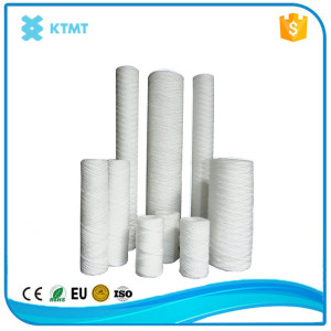 PP Yarn String Wound Filter Cartridge For Oil Filter