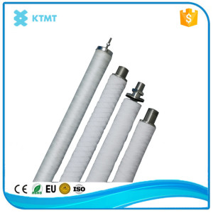 SS or PP core 40 inch 5 micron pp yarn filter cartridge for cooling tower water treatment