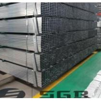 MS square pipe weight chart square hollow steel pipe price