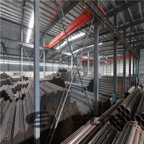 ERW welded black steel pipe for Chair pipe