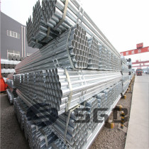 buildings materials from pre galvanized steel pipe&hot dip galvanized standard emt steel pipe