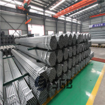 Chinese supplier hot selling bs4568 class 3 pre-galvanized steel pipe