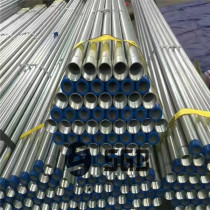 automatic hot dip galvanized steel pipe from China famous supplier