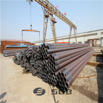 Oil and gas/building materials/hollow tube/Large Diameter ASTM A106 Gr.B Carbon Seamless Steel Pipe