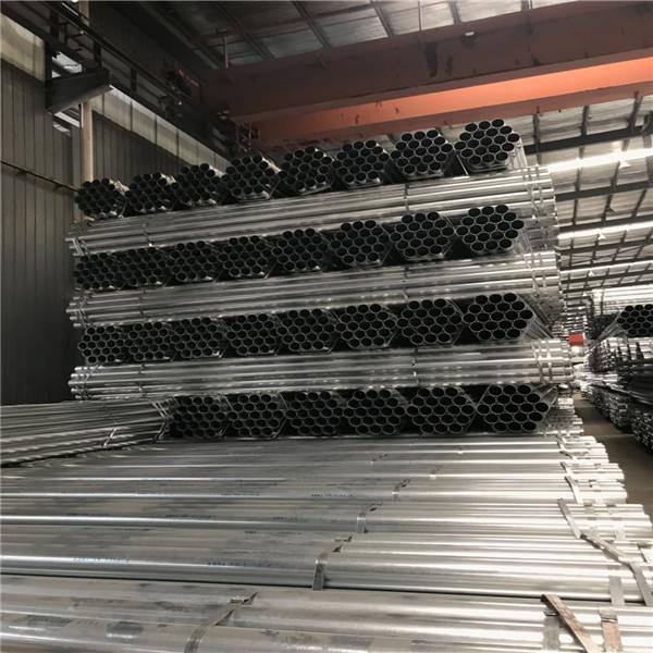 Galvanized welded rectangular square pipe tube hollow