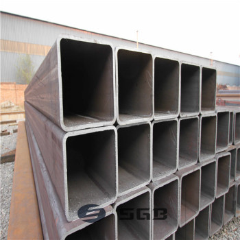Tianjin manufacturer TSX-GP 137111 700*700 Galvanized square rectangular steel tube/pipe for greenhouse