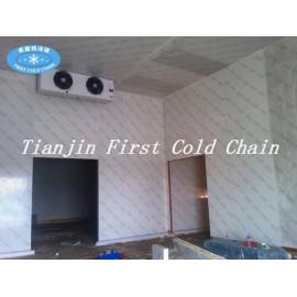 Sala de almacenamiento en frío de alta calidad para mariscos de China