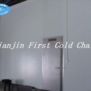 Fourniture d'usine chambre froide de haute qualité pour viande ou poisson congelés