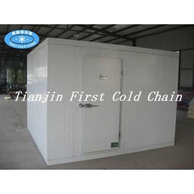 China Pequeña cámara fría de alta eficiencia para Friuts, verduras