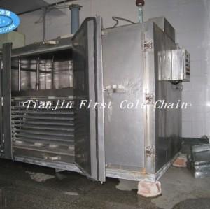 Hot Sale Seafood Fish Contact Plate Freezer/BQF Blast Quick Freezer
