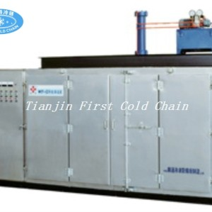 Double Contact Plate Freezing Machine for Tuna Freezer shrimps in block