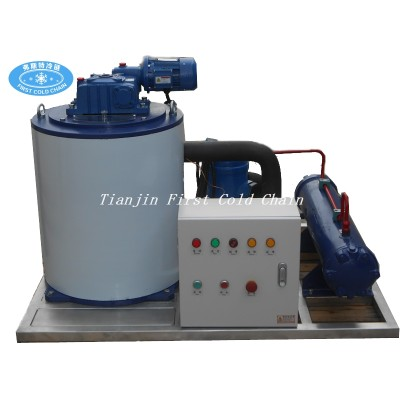 10t / 24h Flake series Ice Making Ice Machine Maker