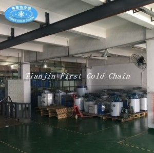 China hot sales Flake  ice maker machine 0.5T/24H with Stainless steel