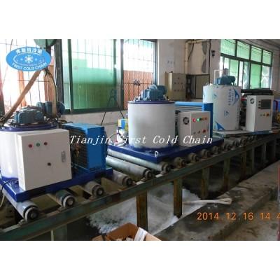 Máquina de hielo en escamas 10T por día