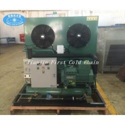 Unidad de compresor de refrigeración recíproca serie para almacenamiento