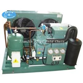 Compresor reciprocante semihermético marca 3-50HP para refrigeración