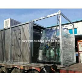 Entrepôt frigorifique / congélateur à air pulsé en Chine