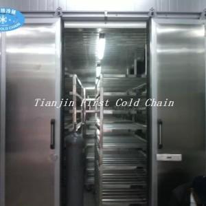Descongelador de alimentos de carne de res con máquina de descongelación de alta humedad y baja temperatura