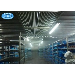 Máquina de descongelación ampliamente utilizada en mariscos y todo tipo de procesamiento de carne.