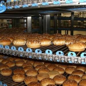 Tour de refroidissement pour aliments largement utilisée dans le pain grillé au hamburger