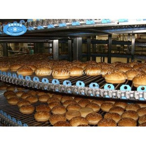 Food cooling tower widely used in hamburger bread toast
