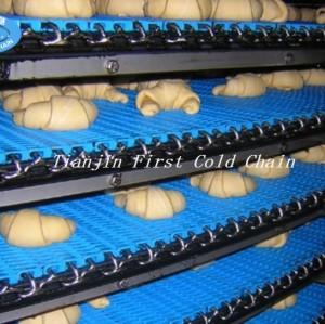 Компьютерное управление выпечным оборудованием Градирня для конвейерного хлеба