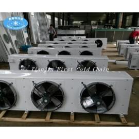 Évaporateur refroidi par air fait sur commande de vente chaude pour la chambre froide / congélation rapide