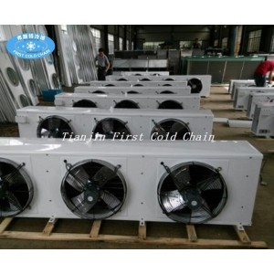 Hot Sale Custom Air Cooled Evaporator For Cold Room/quick freezing