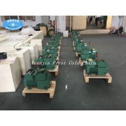 Compresores reciprocantes semiherméticos de pistón convencionales