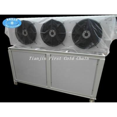 Evaporador caliente del refrigerador de aire de la venta de China para el sitio de la cámara fría / del congelador