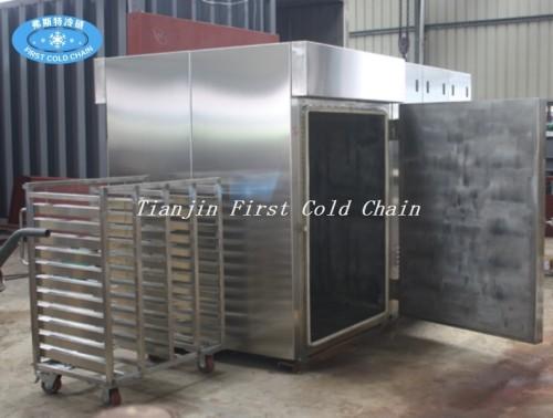 Máquina de pre-enfriamiento de alta calidad al vacío para vegetales y frutas / pre-enfriadores