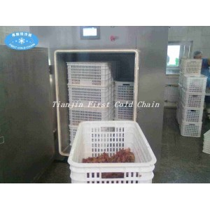 Vacuum Pre Cooling Machine for Fresh vegrtable Fruit for Food Processing
