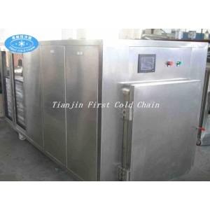 Máquina de pre-enfriamiento de vacío ajustable para verduras y frutas / Pre-enfriador