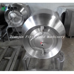 Vacuum Ham Meat Tumbler Stainless Steel of Meat Processing Machine