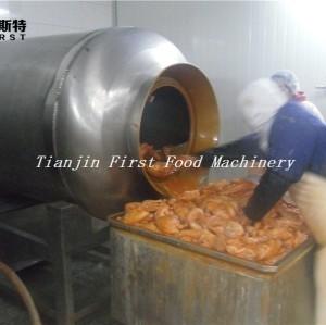 Machine à mariner la viande sous vide pour canard au poulet