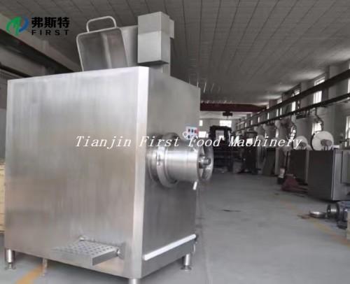 Máquina de la máquina de picar carne de la máquina para picar carne fresca / congelada industrial de la calidad de Hight para China