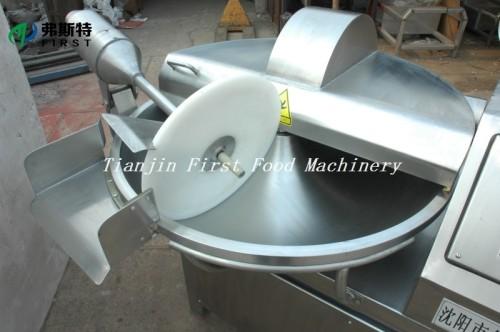Maquinaria de alta velocidad material del cortador del cuenco de la carne del acero inoxidable / máquina que taja