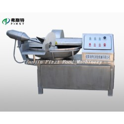 Automatic make sausage bowl cuttermachine/meat food chopper machine