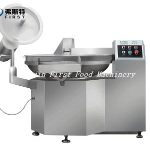 Machines à grande vitesse matérielles de coupeur de bol de viande d'acier inoxydable / découpeuse