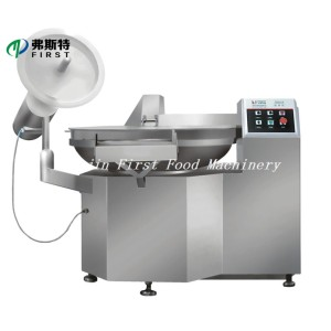 Stainless steel material high speed meat bowl cutter machinery/chopping machine