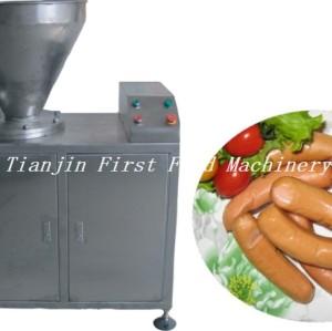 Máquina de rellenar de la salchicha Máquina manual vertical de la salchicha para China