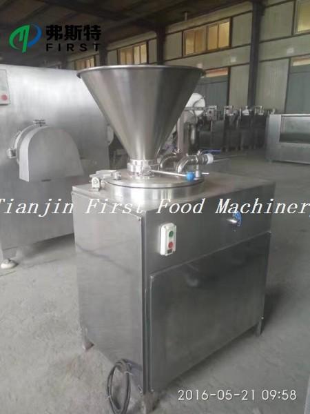 Venta de alta calidad mejor descuento máquina de llenado manual de salchichas