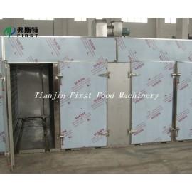 Máquina industrial del deshidratador del té de la hierba del aire caliente del acero inoxidable