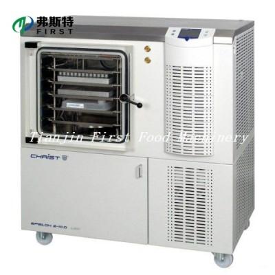 máquina de secado por congelación al vacío y secador de congelación al vacío / máquina de liofilización
