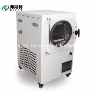Мини-морозильная камера сублимационная сушилка / машина для сушки вымораживанием