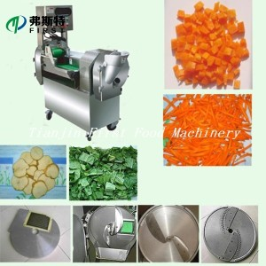 Vegetable cutting machine /Fruit and vegetable cutting machine
