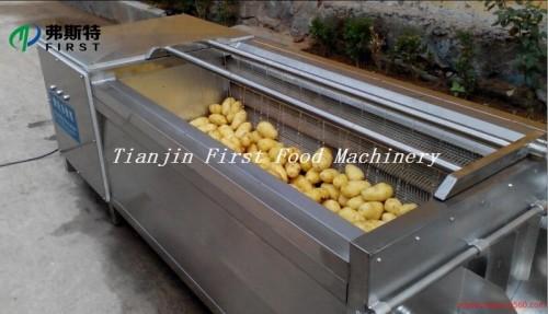Peladora de patatas comercial / Peladora de tomates
