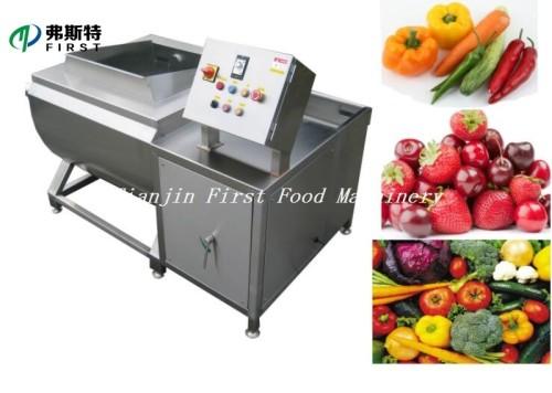 Máquina de lavado y pelado automático de patatas de acero inoxidable, precio de fábrica