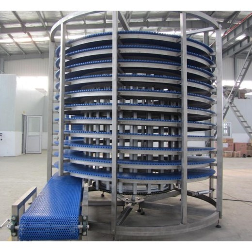 Spiral Cooling Tower Introduction